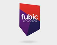 Fubic Arq & Design - Identidad