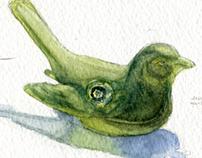 Summer in Watercolor, 2013