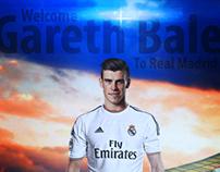 Gareth Bale Madrid 2014