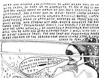 """Dan Reed Art 2013 """"Fame"""" 5/5"""