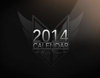 JhonnyDesigns 2014 Calendar