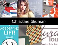Christine's portfolio