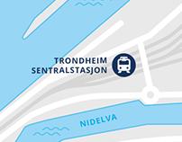 Trondheim conference design