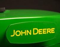John Deere Grill Set