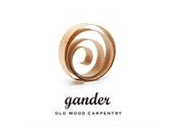 GANDER - logo