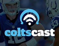 Coltscast - Brand Identity