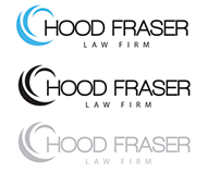 Hood Fraser Logo - Law Firm
