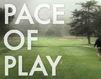 SCGA Pace of Play Pledge Promotion