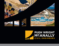 Pugh Wright McAnally Pocket Folder
