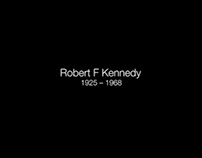 Eulogy for Robert F. Kennedy