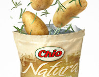 Chio Natura potato chips