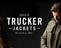 Levis.com Redesign