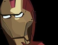 'Badly Drawn' Iron Man