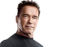 """Arnold Schwarzenegger For """"Muscle & Fitness"""" Magazine"""