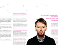 Thom Yorke Feature Article
