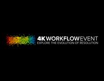 4K Workflow Event
