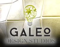 Galeo Design Studios Rebrand