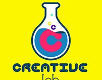 "redesign ""Creative Lab"" logo"