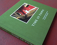 Time In Town Book Layout
