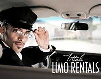 Utah Limo Rentals Branding