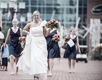 Selects From One Wedding