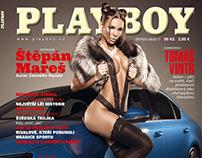 Playboy CZ 2017 Aug Playmate Michaela