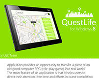 QuestLife for Windows 8