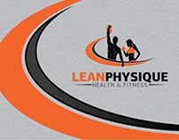 Lean Physique Letterheads and Business Cards