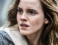 Harry Potter Character Poster (Hermione)