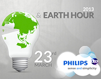 Philips Earth Hour and Pakistan Day 2013