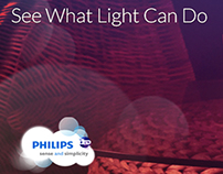 Philips Facebook cover image