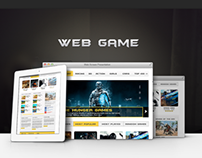 Web Design - games