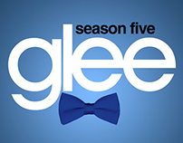 Glee Season 5 Album Cover Samples