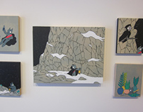 Solo Show at Foe in Northampton, MA
