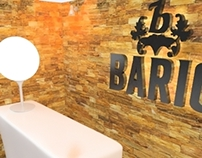 Bario Lounge and Instore Unit