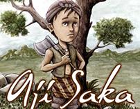 Aji Saka, Legenda Aksara Jawa