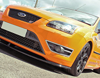 Ford Focus ST Mk1 - Electric Orange