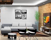 Residence Renovation, Mayur Vihar