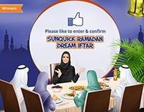 Sunquick Ramadan Dream  Iftar App