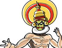 Comic Con India Mascot Design Competition