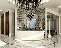 Hotel Apartment Moroccan Design
