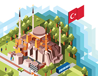 Illustration for Yandex: Istanbul