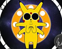 Pikachu on acid