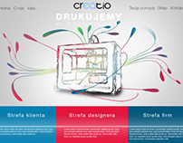 Creatio Website