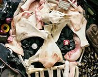 Slaughterhouse Kellohalli: #★ϟ*! Posters
