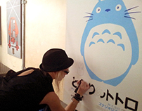 Mondo Event Live Art Poster