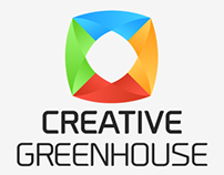 Creative Greenhouse Rebrand