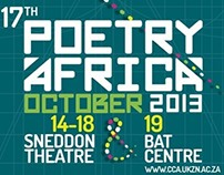 Poetry Africa 2013