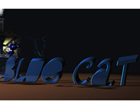 Blue Cat - Animation