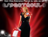VISA Extreme Planet: Tu vida es un espectáculo